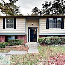 Rental info for 2086 Singer Way, Lithonia, GA 30058 in the Redan area