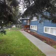 Rental info for 3901 East 9th Avenue #3 in the Anchorage area