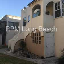 Rental info for Charming 1 Bedroom, 1 Bath Apartment W/ Garage in the City of Long Beach for Rent! in the Franklin School area