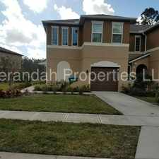 Rental info for 3/2.5 Townhome in Tuscany Town-Daytona Beach