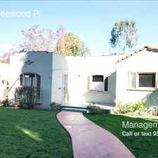 Rental info for 4259 Rosewood Pl in the Rubidoux area