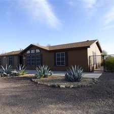 Rental info for 35844 N 14TH ST, Phoenix, AZ 85086