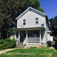 Rental info for 525 W. Grove Street in the 61701 area