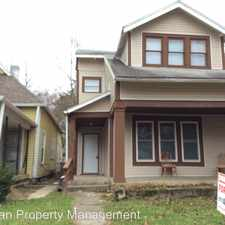 Rental info for 3903 Rookwood Ave in the 46228 area
