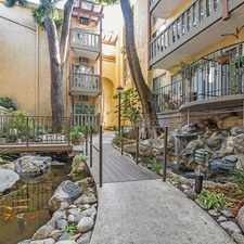 Rental info for Mediterranean Village West Hollywood in the Bel Air-Beverly Crest area