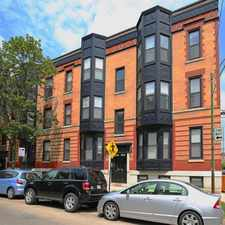 Rental info for 1501 N. California in the Humboldt Park area
