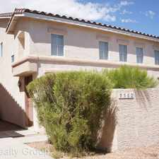 Rental info for 9560 Belle Rich St in the Paradise area