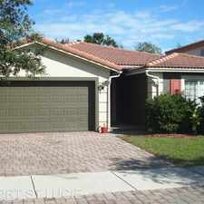 Rental info for 1997 SW MARBLEHEAD WAY in the Port St. Lucie area
