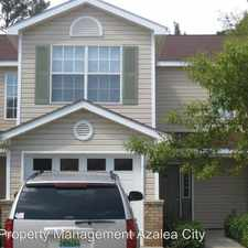 Rental info for 1517 Regency Road #13