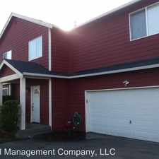 Rental info for 8706 8th Place NE in the Lake Stevens area