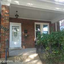 Rental info for 4314 12th Street, NE in the Michigan Park area