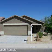 Rental info for 35948 W Costa Blanca Dr in the Maricopa area