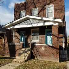 Rental info for 3959 Potomac - 3959 in the St. Louis area