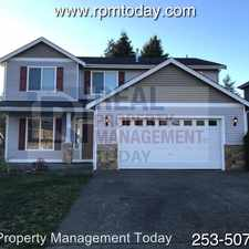 Rental info for 19212 76th Ave E