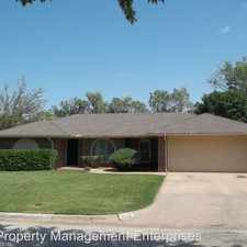 Rental info for 5825 NW 90th