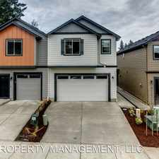 Rental info for 11313 NE 14th Ct in the Salmon Creek area