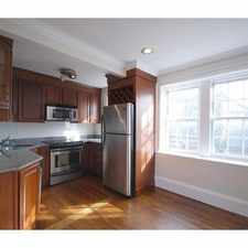 Rental info for 16 Melrose Street #3 in the Bay Village area