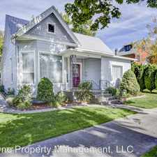 Rental info for 618 W. Franklin St. in the Boise City area