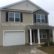 Rental info for Beautiful Two-Story Home In Charlotte in the Derita - Statesville area