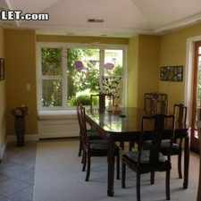 Rental info for Three Bedroom In Contra Costa County in the Pleasant Hill area
