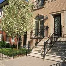 Rental info for 22 Balmoral Ave 1 in the Yonge-St.Clair area