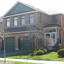 Rental info for 32 Frobisher Street in the Markham area