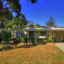 Rental info for Updated 2BR/2BA Home In Wellswood! in the South Seminole Heights area