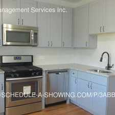 Rental info for 1046 W Chicago in the Oak Park area