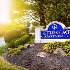 Rental info for Settlers Place Apartments