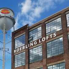 Rental info for Roebling Lofts in the Trenton area
