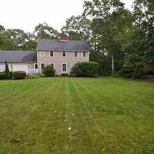 Rental info for 349 Mendon Road in the 02703 area