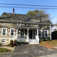 Rental info for 31 Union St in the Milford area