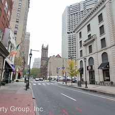 Rental info for 2006 Walnut St in the Rittenhouse Square area