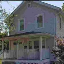Rental info for 1495 Manchester Avenue Columbus Two BR, Charming home in North
