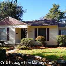 Rental info for 9923 Coppedge Lane in the Dallas area