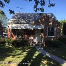 Rental info for 6166 Marseilles St in the Finney area