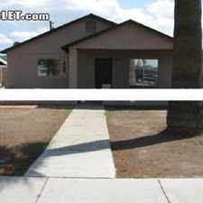 Rental info for $1100 2 bedroom House in Phoenix Central in the Phoenix area
