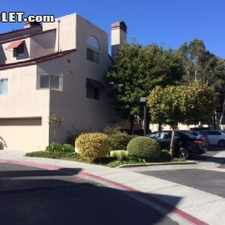 Rental info for $3500 2 bedroom Townhouse in Foster City in the San Mateo area