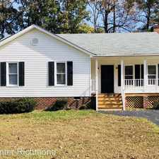 Rental info for 6168 Winding Hills Dr. in the Mechanicsville area