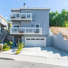 Rental info for 33822 Olinda Dr. in the Dana Point area