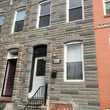 Rental info for 2841 Huntingdon Ave in the Remington area
