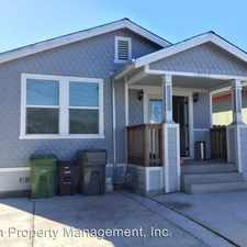 Rental info for 4121 E. 16th St. in the Fremont area