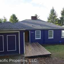 Rental info for 7537 30th Avenue NE in the Wedgewood area