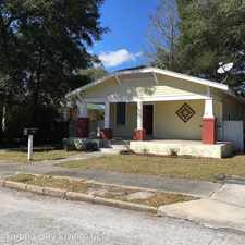Rental info for 804 E Louisiana Ave. in the Old Seminole Heights area
