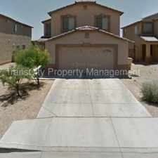 Rental info for San Tan Valley - Home for rent - 4 bed 2.5 bath - Ironwood & Ocotillo