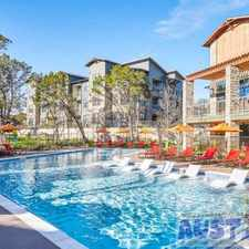 Rental info for SILVERMINE DR @ 71 in the Austin area