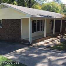 Rental info for 5206 Bayberry Lane in the Greensboro area