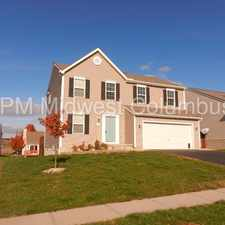 Rental info for 4 BR in River Valley Highland. in the Lancaster area