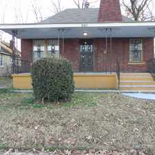 Rental info for 2BR 1 Bathroom Mid- Town Home, Move in special of 1st Month rent: $750.00 in the Memphis area