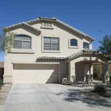 Rental info for 3 Bed 2.5 Bath In Goodyear